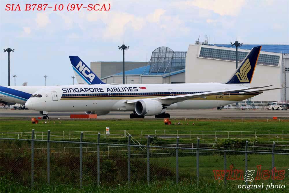 '19年 成田空港レポート ・・・ SIA/9V-SCA_f0352866_21575555.jpg
