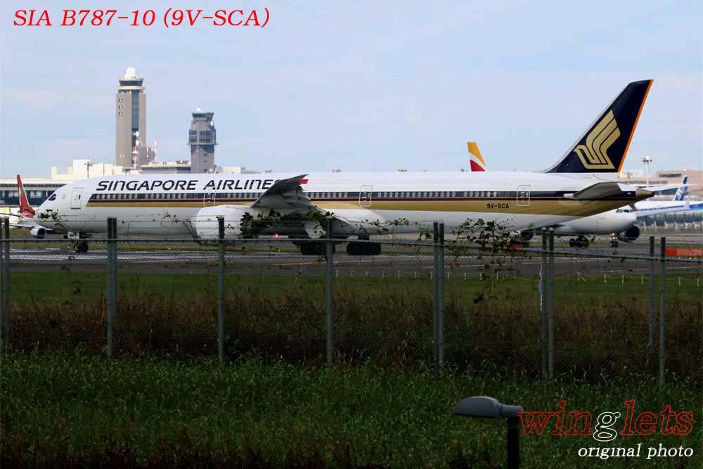 '19年 成田空港レポート ・・・ SIA/9V-SCA_f0352866_21594864.jpg