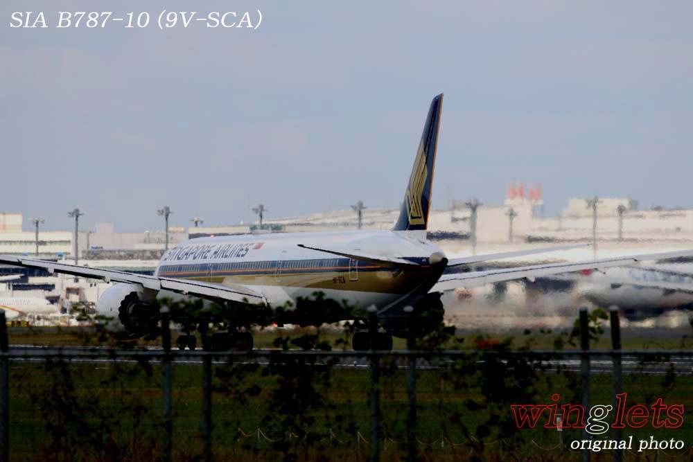 '19年 成田空港レポート ・・・ SIA/9V-SCA_f0352866_21595736.jpg