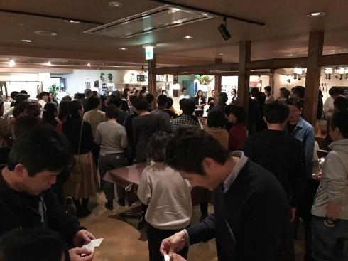 映画「FIVE SEASONS」横浜上映イベントのために上京しました_b0137969_06183617.jpg