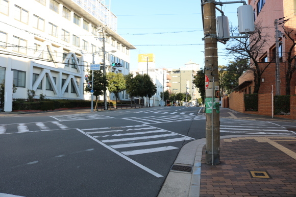 (番外編)新空堀通りへの道~鶴橋から歩いてみた~_c0001670_19112452.jpg