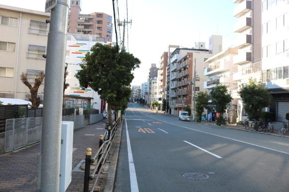 (番外編)新空堀通りへの道~鶴橋から歩いてみた~_c0001670_19115402.jpg