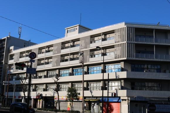 (番外編)新空堀通りへの道~鶴橋から歩いてみた~_c0001670_19125038.jpg