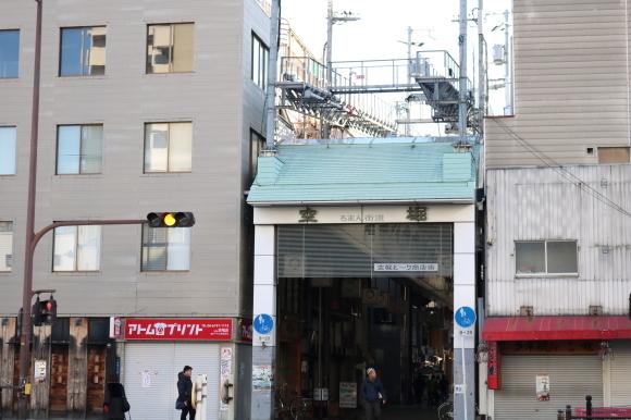 (番外編)新空堀通りへの道~鶴橋から歩いてみた~_c0001670_19132746.jpg