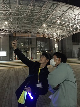 天体観望会in堺で 星 みてきました~☆_e0123286_18313226.jpg