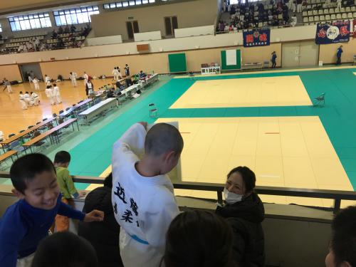 2019 粕屋柔道学舎少年柔道大会_b0172494_15475876.jpg