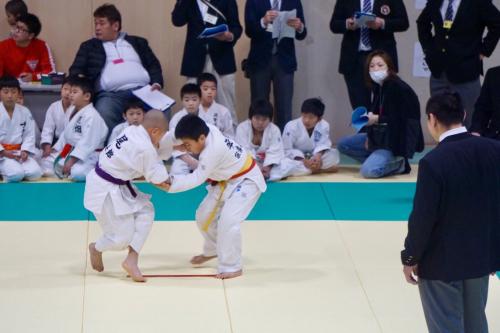 2019 粕屋柔道学舎少年柔道大会_b0172494_16052952.jpg