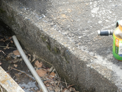 2019年1月24日 2019年年賀状 つくば市上の室土浦電子水道管引込み工事 その14_d0249595_16574677.jpg