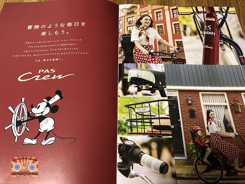ヤマハ PAS Disney edition_e0126901_20280158.jpg