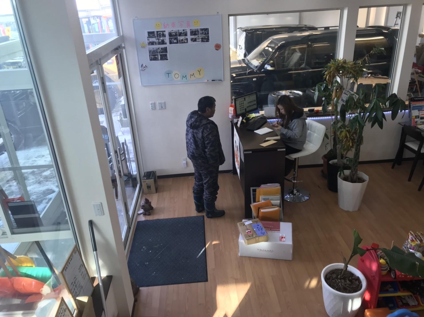 1月22日(火)本店ブログ♪_b0127002_18593757.jpg