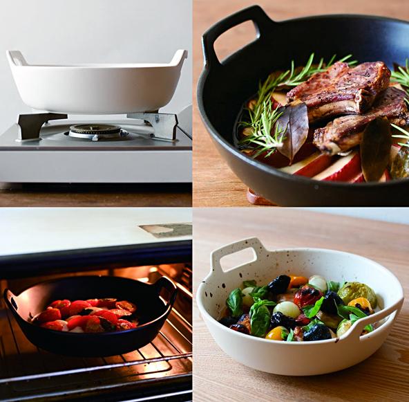 耐熱食器 「ロティ」グリルキャセロール / 4th-market_d0193211_12571448.jpg