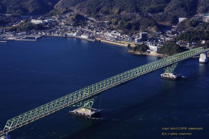 大畠瀬戸にかかる橋_d0309612_21415615.jpg