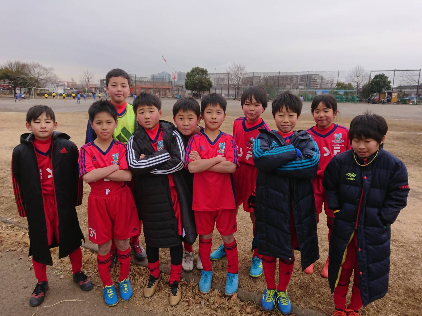 5年生 RookieLeague U-11_a0109316_11025037.jpeg