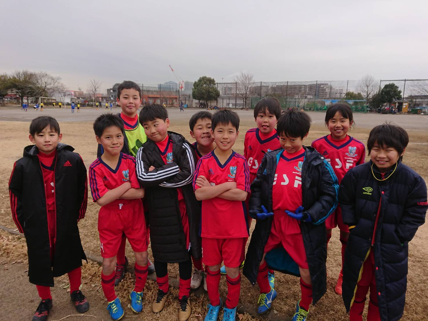 5年生 RookieLeague U-11_a0109316_11030219.jpeg