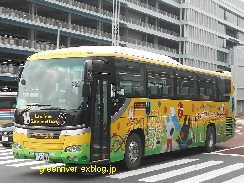 富士急山梨バス F1001_e0004218_20410545.jpg