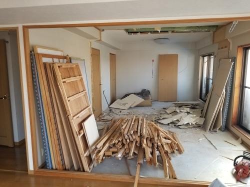西区・S様邸 マンション改修工事_d0125228_01304861.jpg