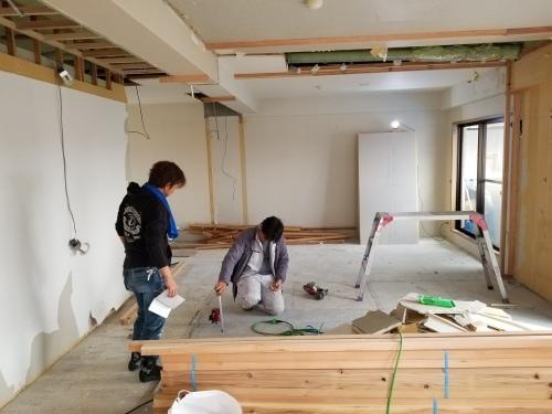西区・S様邸 マンション改修工事_d0125228_01324792.jpg