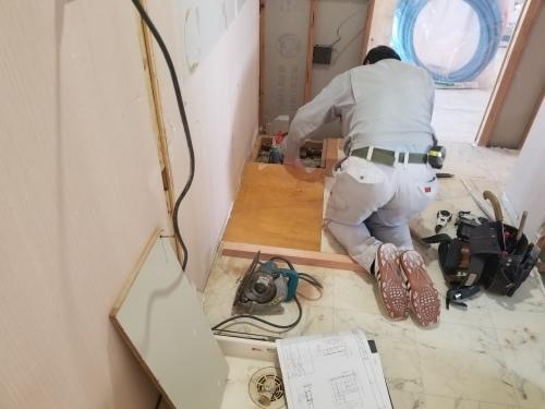 西区・S様邸 マンション改修工事_d0125228_01334738.jpg