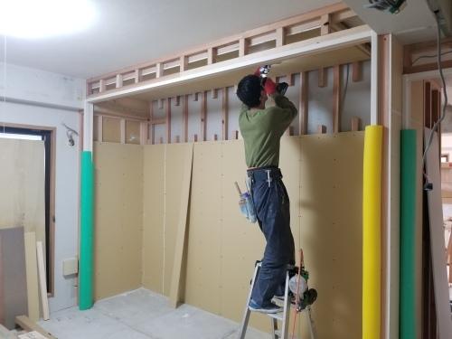 西区・S様邸 マンション改修工事_d0125228_01341521.jpg