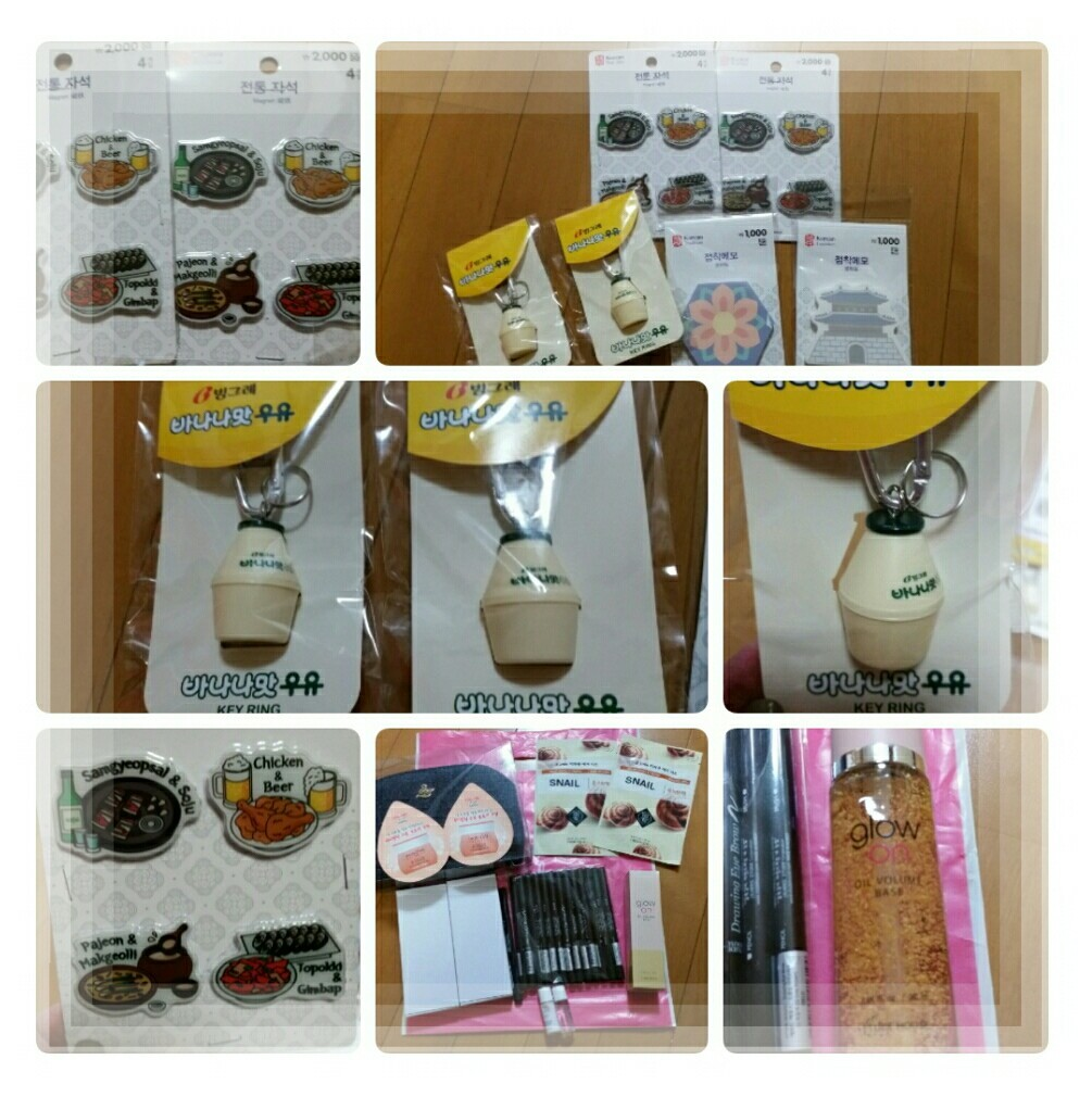 韓国で買ってキタものたち。。。(≧▽≦)_d0219834_10040427.jpg