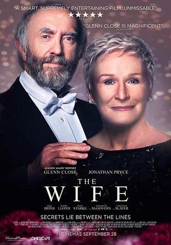 天才小説家の妻ー40年目の真実ー The Wife_e0040938_16424488.jpg