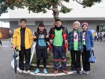 「平成31年 久世新春ロードレース大会」に出場しました!_f0151251_11152802.jpg