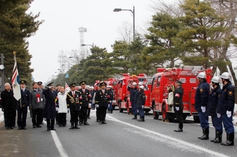 祝 十和田市消防出初式_f0237658_14584139.jpg