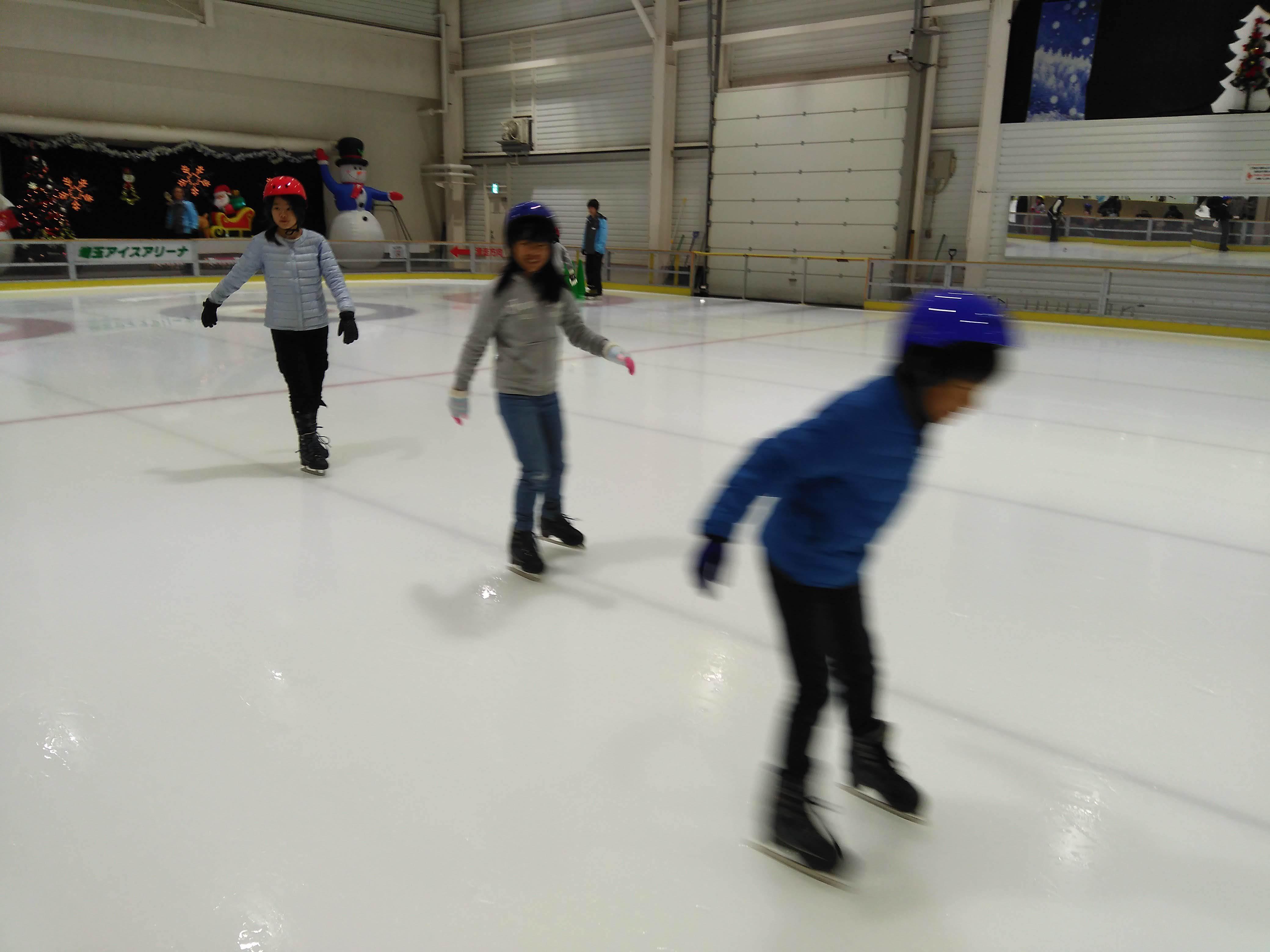 アイススケート_e0123469_22314531.jpg