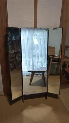 三面鏡のリフォーム_d0165772_19545927.jpg
