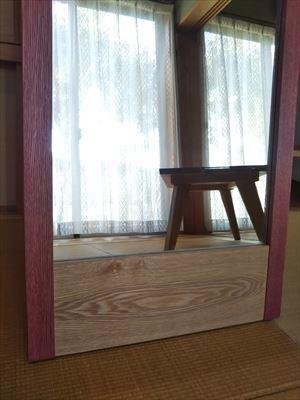 三面鏡のリフォーム_d0165772_19551265.jpg