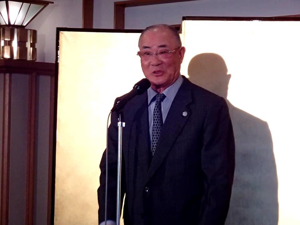 力道山さんの奥様の出版記念パーティにご招待いただき、帝国ホテルへ。_c0186691_13173451.jpg