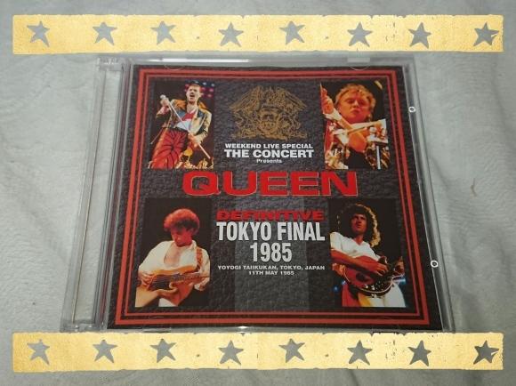 QUEEN / DEFINITIVE TOKYO FINAL 1985_b0042308_06370712.jpg