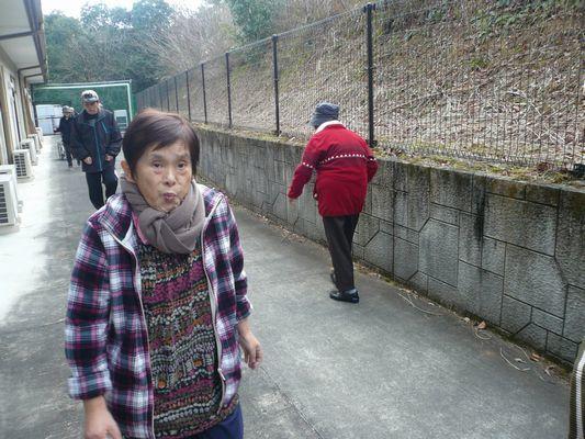 1/22 朝の散歩_a0154110_13105993.jpg