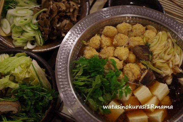 寒い夜は鍋を食べよう♪_c0365711_14245163.jpg
