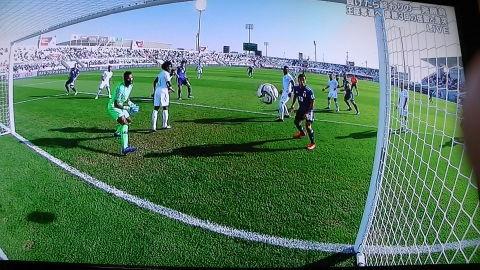 1/21(月) アジアカップ サウジアラビア戦_a0059812_11354397.jpg