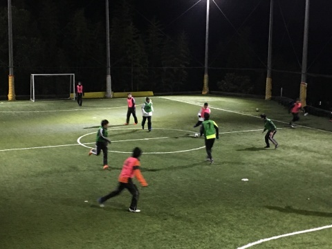 UNO 1/22(火) at UNOフットボールファーム_a0059812_15594156.jpg