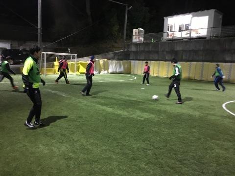 UNO 1/22(火) at UNOフットボールファーム_a0059812_16001651.jpg