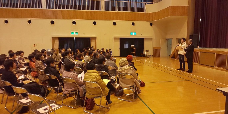 三加和町公民館にて_c0090212_16083201.jpg