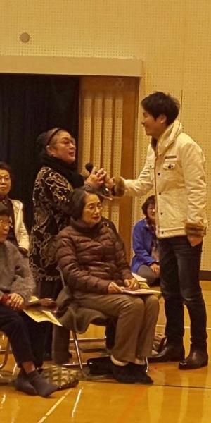 三加和町公民館にて_c0090212_16084785.jpg