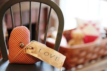 カントリーなバレンタインの小さなハート♥_f0161543_15301662.jpg