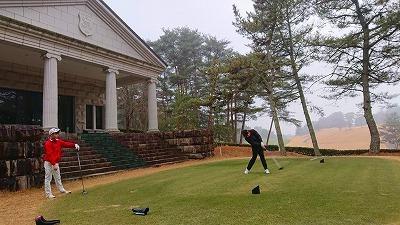 第27回 梶岡建設ジュニアゴルフ月例競技会_f0151251_08200667.jpg