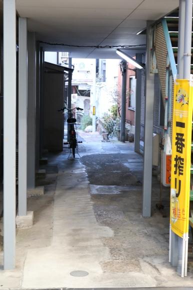 空堀通り商店街 その1(大阪市)_c0001670_15145036.jpg