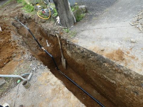 2019年1月26日 2019年年賀状 つくば市上の室土浦電子水道管引込み工事 その16_d0249595_13550240.jpg