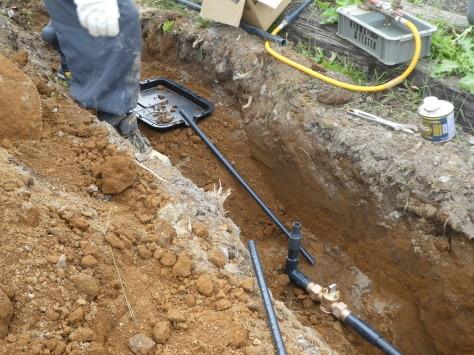 2019年1月26日 2019年年賀状 つくば市上の室土浦電子水道管引込み工事 その16_d0249595_14015040.jpg