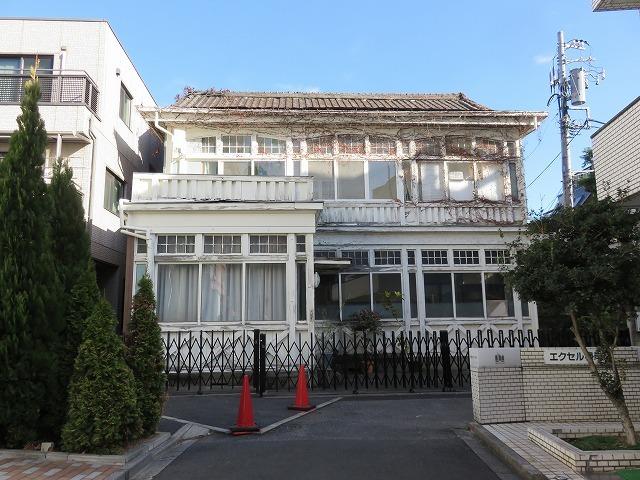 旧陸奥宗光邸(鶯谷散歩①)_c0187004_18331092.jpg