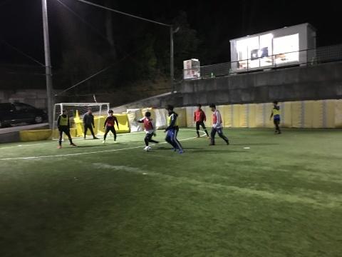 UNO 1/23(水) at UNOフットボールファーム_a0059812_14051535.jpg
