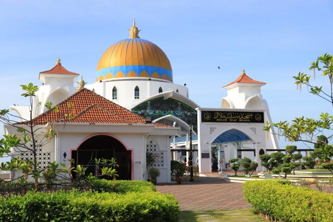 【マラッカ海峡モスク】【青雲亭】マレーシア旅行 - 2 -_f0348831_21571121.jpg