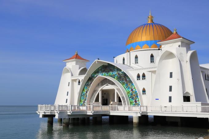 【マラッカ海峡モスク】【青雲亭】マレーシア旅行 - 2 -_f0348831_21571198.jpg