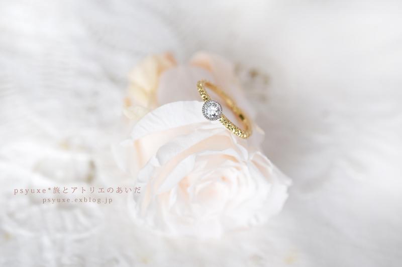 Engagement Ring / エンゲージリング / 婚約指輪*愛知県 M様&N様_e0131432_15130269.jpg
