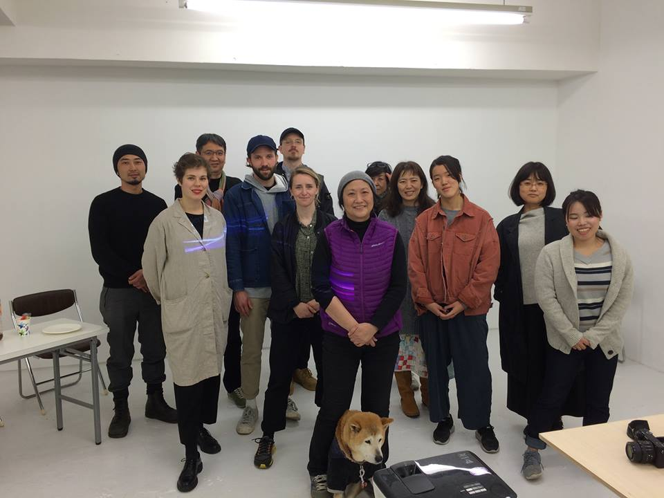 「藝術英語塾2019」春夏コース Art Study Course募集中!_d0058440_1522520.jpg